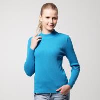 【KIINO】保暖羊毛衣-兩件組(深灰+藍色)