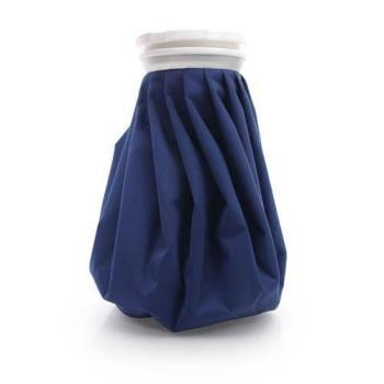 KG3大口徑冰熱兩用袋-配件11吋熱敷袋冰敷袋健身 丈青白