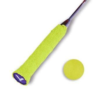 VICTOR 球拍握把布-羽球拍 勝利 配件 綠