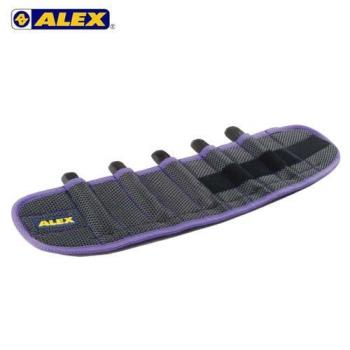 ALEX 第二代十格式加重綁腿-台灣製 加重器 調整式 健身 肌力訓練 紫