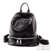 DF Flor Eden - TOKYO時尚秀人氣推薦牛皮款後背包