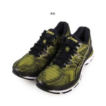 ASICS GEL-NIMBUS 20 男慢跑鞋-路跑 亞瑟士 黑黃