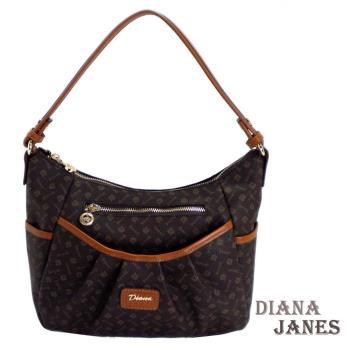 【Diana Janes 黛安娜】 LOGO微笑包包