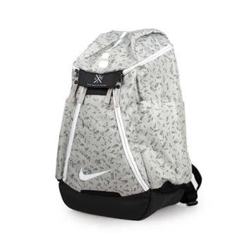 NIKE HOOPS ELITE MAX AIR 籃球後背包-雙肩包 旅行包 卡其白