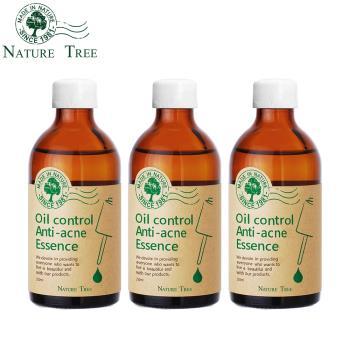 Nature Tree控油精華液3入組(250mlx3)