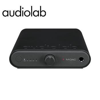 英國Audiolab 可攜帶型DAC耳擴 M-DAC mini