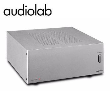 英國Audiolab 立體聲後級擴大機(優雅銀) M-PWR