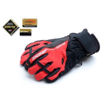 GORE-TEX 防水 防風 保暖 手套 Snow Travel 防水透氣保暖手套 AR-62 紅色 / 城市綠洲
