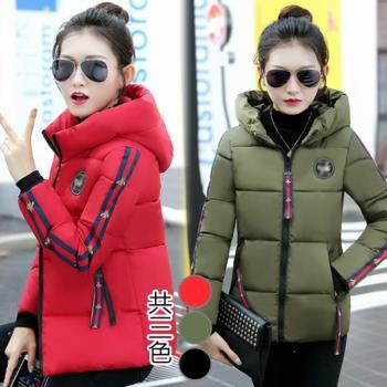 韓國K.W.  L~2XL韓系休閒時尚保暖舒適外套