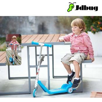 Jdbug 兒童三輪滑板車TC11 (藍色) / 城市綠洲 (滑步車、代步、兒童車、兒童學步車)