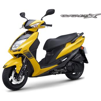 YAMAHA 山葉機車 CygnusX 新勁戰125雙碟-運動風日行燈版-2018新車贈品