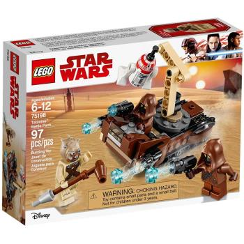 【 樂高積木 LEGO 】《 LT75198 》STAR WARS 星際大戰系列 - Tatooine Battle Pack