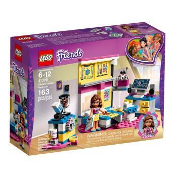 【 樂高積木 LEGO 】《 LT41329 》Friends 姊妹淘系列 - 奧莉維亞的豪華臥室