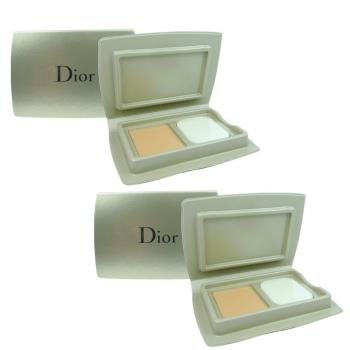 Christian Dior 迪奧 逆時完美粉餅3g 色號#020 2入