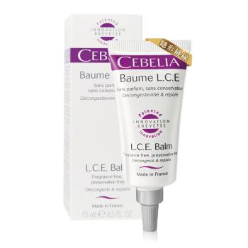 Cebelia 法國 絲寶麗 寡胜肽再生霜 L.C.E. Balm 15ml (公司貨)