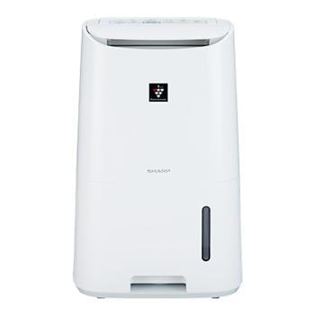 SHARP夏普6L自動除菌離子空氣清淨除濕機 DW-H6HT-W
