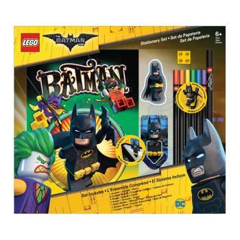 【 樂高積木 LEGO 】 蝙蝠俠電影 - 蝙蝠俠文具禮盒組