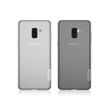 NILLKIN SAMSUNG Galaxy A8(2018) 本色TPU軟套