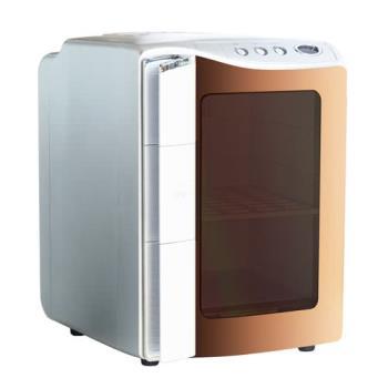 ZANWA晶華 可調溫控式冷暖行動冰箱 CLT-20AS