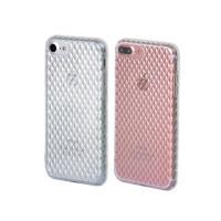 innerexile iPhone 8/7 plus 5.5吋 gem 閃鑽亮粉鑽石紋手機保護殼