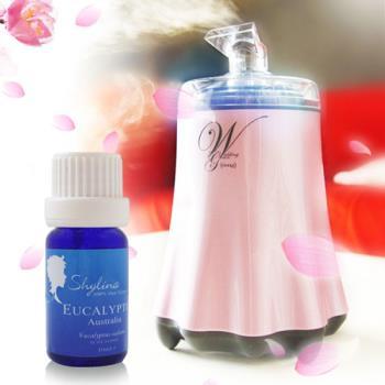 Shylina 花妍PINK芳療噴霧機送100%尤加利精油(10ML)