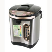 山崎家電微電腦液晶控溫電熱水瓶SK-3035LD(黑色)