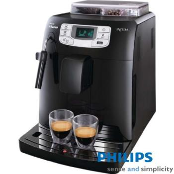 PHILIPS飛利浦 Saeco Intelia 全自動義式咖啡機 附打奶泡功能 HD8751