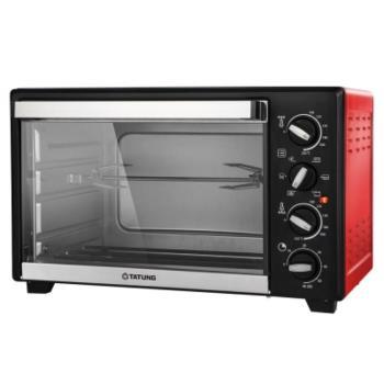 大同35L雙溫控電烤箱TOT-B3504A