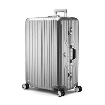 Rowana星耀風華立體拉絲行李箱