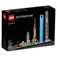 【 樂高積木 LEGO 】《 LT21039 》ARCHITECTURE 世界建築系列 - 上海 Shanghai