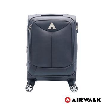 AIRWALK - 尊爵系列布面拉鍊28吋行李箱-共2色