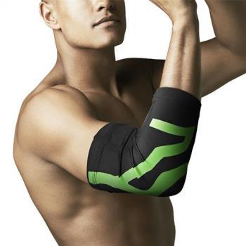 束健 超薄貼紮護肘 PLUS升級版 (1入)-三色可選
