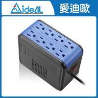愛迪歐 PSCU-1000 1KVA 穩壓器(靚酷藍)