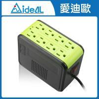 愛迪歐 PSCU-1000 1KVA 穩壓器(蘋果綠)
