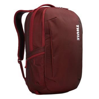 THULE Subterra 30L 15吋Macbook 多功能後背包/電腦包/旅行包/運動休閒包-磚紅 TSLB317