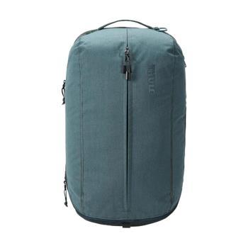 THULE Vea 21L 多功能後背包/電腦包/旅行包/運動休閒包-深藍綠 TVIH116