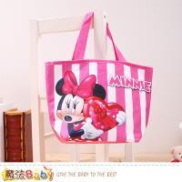 魔法Baby 保溫手提袋  迪士尼米妮授權正版~f0263