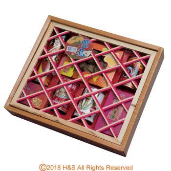 瀚軒 豐島高級禮盒(洋菇+香菇+海帶芽+高麗人蔘茶+螺肉罐+日松水煮+美國粉光蔘茶)