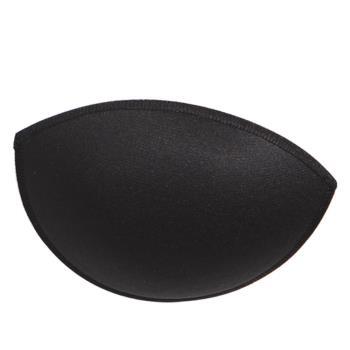 【華歌爾】下厚上薄型 M-LL 通用型襯墊(黑)