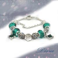 DINA JEWELRY蒂娜珠寶  古老傳說 潘朵拉風格 設計手鍊