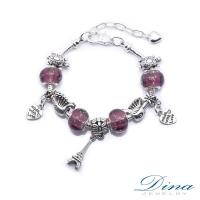 DINA JEWELRY蒂娜珠寶 英式古著 潘朵拉風格 設計手鍊