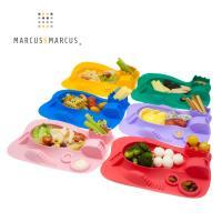 【MARCUS&MARCUS】動物樂園遊樂造型餐盤(多款繽紛任選)