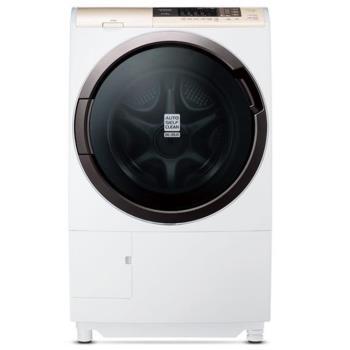 HITACHI日立 11公斤窄型化風熨斗滾筒式洗脫烘洗衣機 SFSD2100A