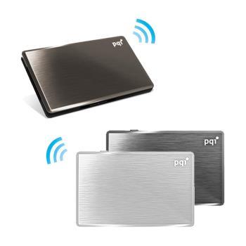[一日活動] PQI Air Drive A100 Apple無線Wifi名片型讀卡機 (工業包祼裝)