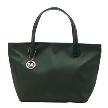 【M2nd】經典輕便手提托特包 (綠色)