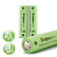 電池王18650鋰電池  2600mAh 2顆入  送防潮盒~1
