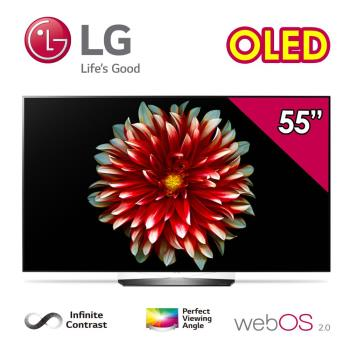 LG樂金 55型 OLED智慧聯網電視 55EG9A7T