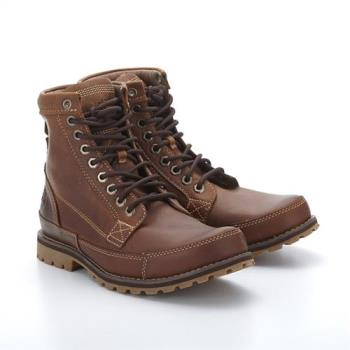 Timberland男款咖啡色經典6吋靴15551210