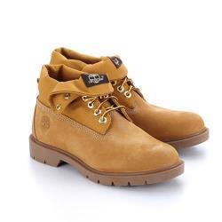 Timberland男款小麥黃正絨面皮革基本款翻領靴6634A231