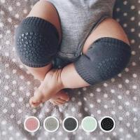 【三雙入】兒童護膝護肘-嬰兒寶寶爬行學步毛圈護具